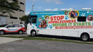 Learn About PETA's Mobile Clinics Division